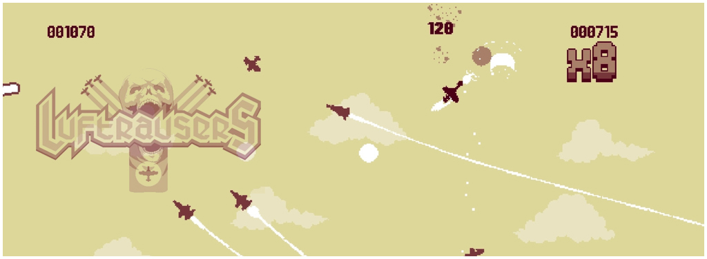 Luftrausers Banners