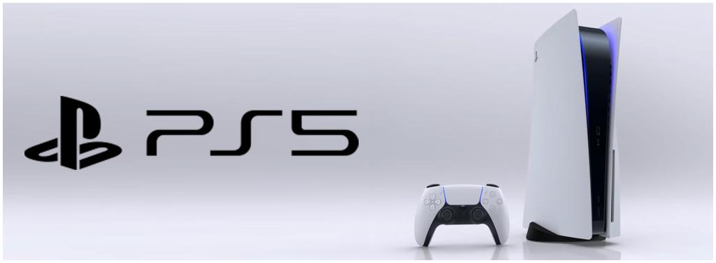 Playstation 5 header